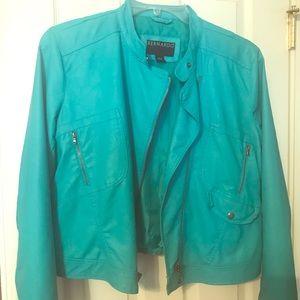 Bernardo faux leather jacket XL